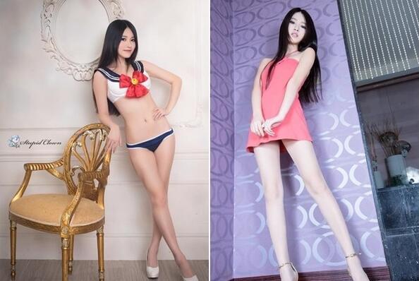 美女老师穿超短裙上课被人肉 竟是人气嫩模主播 县域经济 中国网图片
