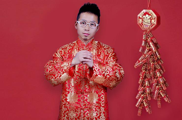 龚氏家族秘书长龚国林祝全国人民春节快乐