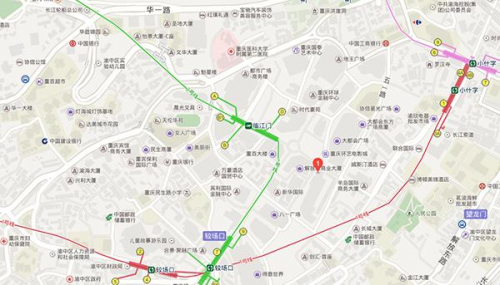 重庆解放碑独立办公室,联合工位出租-漫调e空间
